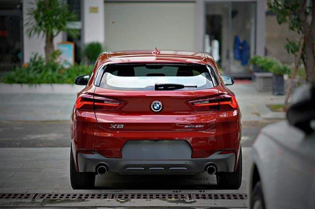 Đại gia Việt bán lại hàng hiếm BMW X2 sau 1 năm chạy lướt, mức giá là yếu tố gây bất ngờ - Ảnh 2.