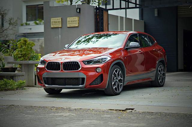 Đại gia Việt bán lại hàng hiếm BMW X2 sau 1 năm chạy lướt, mức giá là yếu tố gây bất ngờ - Ảnh 6.