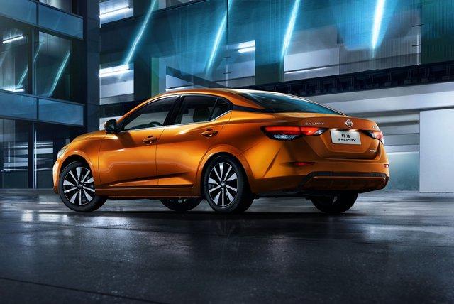 Nissan Sentra 2020 ấn định ngày ra mắt, đối đầu Mazda3 - Ảnh 1.