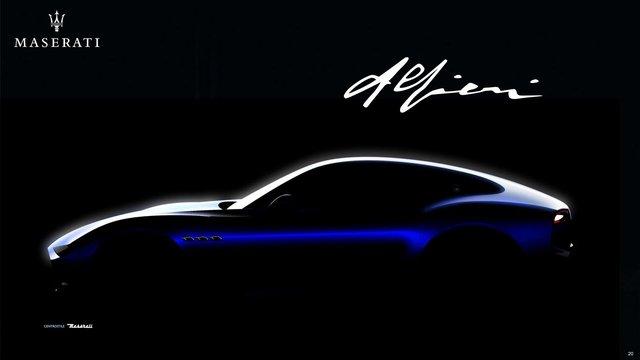 Maserati có xe thể thao hoàn toàn mới, ra mắt tháng 5 năm sau - Ảnh 3.