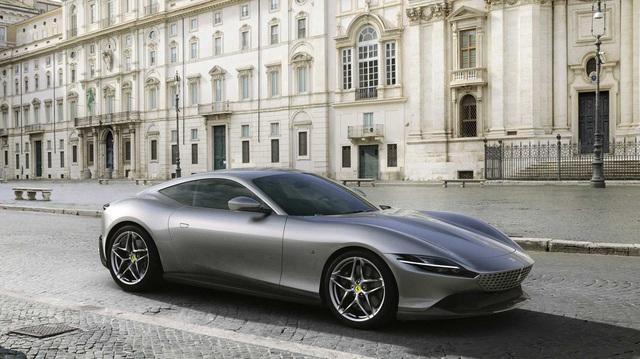 Ra mắt Ferrari Roma - Siêu ngựa 'đẹp nhất' trong nhiều năm qua