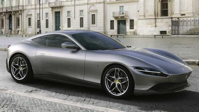 Ra mắt Ferrari Roma - Siêu ngựa đẹp nhất trong nhiều năm qua - Ảnh 2.