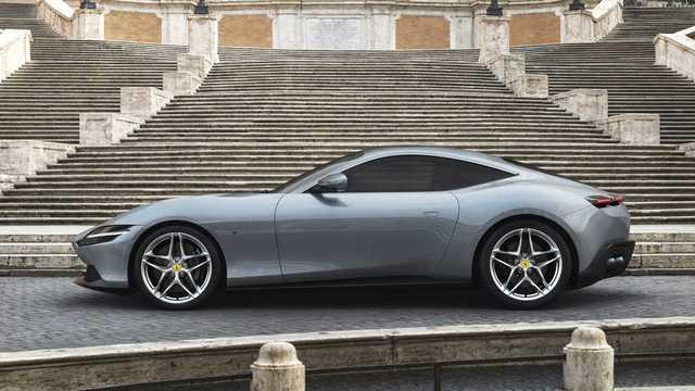 Siêu xe Ferrari Roma lộ ảnh chìa khoá, đảm bảo ai nhìn qua cũng biết bạn sở hữu xe gì - Ảnh 4.