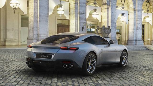 Ra mắt Ferrari Roma - Siêu ngựa đẹp nhất trong nhiều năm qua - Ảnh 4.