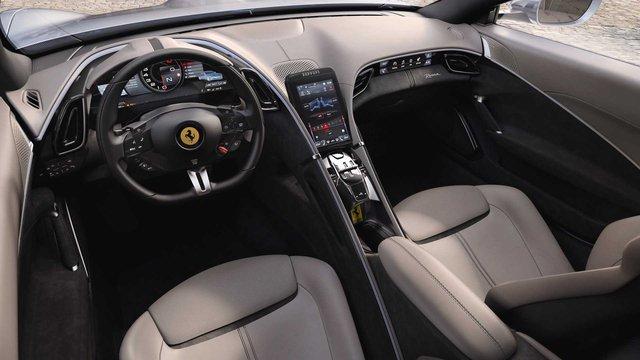 Ra mắt Ferrari Roma - Siêu ngựa đẹp nhất trong nhiều năm qua - Ảnh 5.