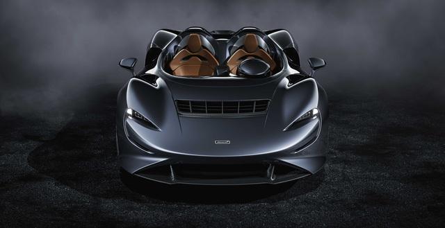 Ra mắt McLaren Elva - Siêu xe không cần kính chắn gió, nhẹ nhất lịch sử McLaren - Ảnh 5.