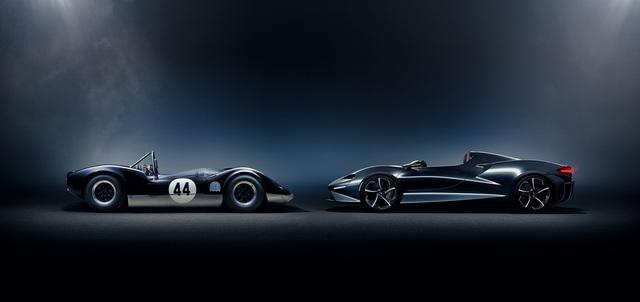 Ra mắt McLaren Elva - Siêu xe không cần kính chắn gió, nhẹ nhất lịch sử McLaren - Ảnh 3.