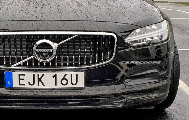 Volvo S90 sắp nâng cấp, thêm áp lực cho Mercedes-Benz E-Class - Ảnh 1.