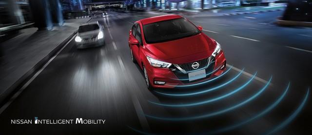 Nissan Sunny 2020 chính thức ra mắt, tham vọng truất ngôi Vios, City - Ảnh 13.