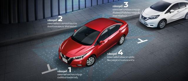 Nissan Sunny 2020 chính thức ra mắt, tham vọng truất ngôi Vios, City - Ảnh 12.