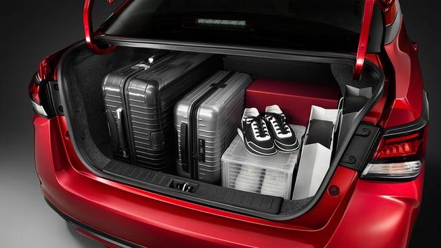 Nissan Sunny 2020 chính thức ra mắt, tham vọng truất ngôi Vios, City - Ảnh 9.