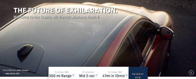 Lộ diện siêu phẩm SUV Ford Mustang độc đáo trước ngày ra mắt - Ảnh 4.