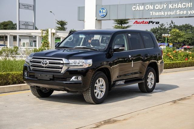 Chi tiết những nâng cấp giá hàng trăm triệu trên Toyota Land Cruiser 2019/2020 vừa ra mắt Việt Nam - Ảnh 10.