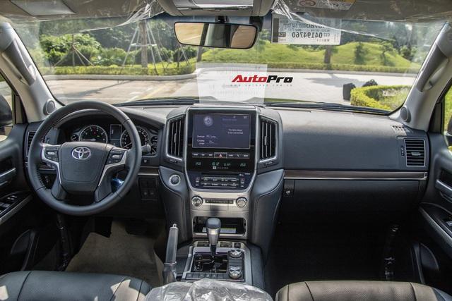 Chi tiết những nâng cấp giá hàng trăm triệu trên Toyota Land Cruiser 2019/2020 vừa ra mắt Việt Nam - Ảnh 7.