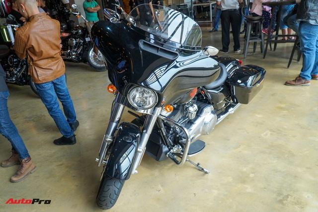 Harley-Davidson ra mat dong Touring moi tai Viet Nam - gia gan bang chiec Toyota Camry