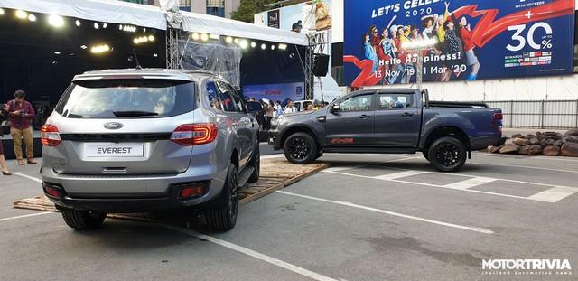 Ảnh thực tế cặp đôi Ford Ranger và Everest mới vừa ra mắt có thể về Việt Nam - Ảnh 1.