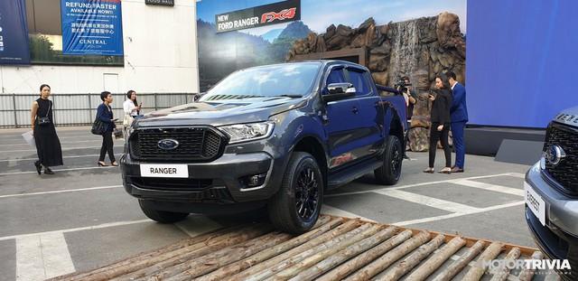Ảnh thực tế cặp đôi Ford Ranger và Everest mới vừa ra mắt có thể về Việt Nam - Ảnh 3.