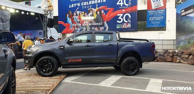 Ảnh thực tế cặp đôi Ford Ranger và Everest mới vừa ra mắt có thể về Việt Nam - Ảnh 4.