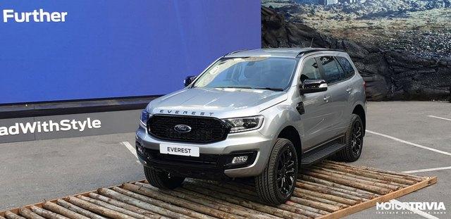 Ảnh thực tế cặp đôi Ford Ranger và Everest mới vừa ra mắt có thể về Việt Nam - Ảnh 2.
