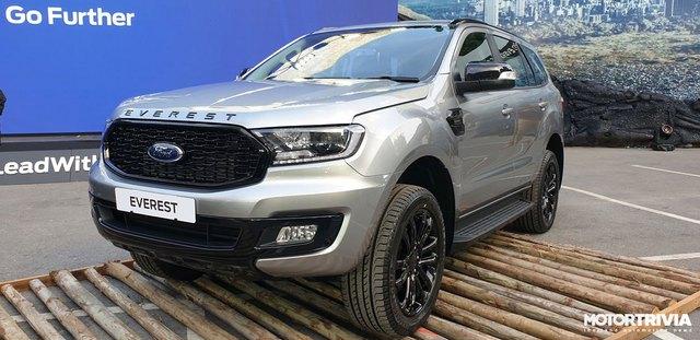 Ảnh thực tế cặp đôi Ford Ranger và Everest mới vừa ra mắt có thể về Việt Nam - Ảnh 8.