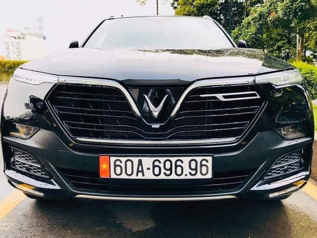 Loạt xe VinFast đeo biển số đẹp tại Việt Nam khiến nhiều người ước muốn - Ảnh 5.