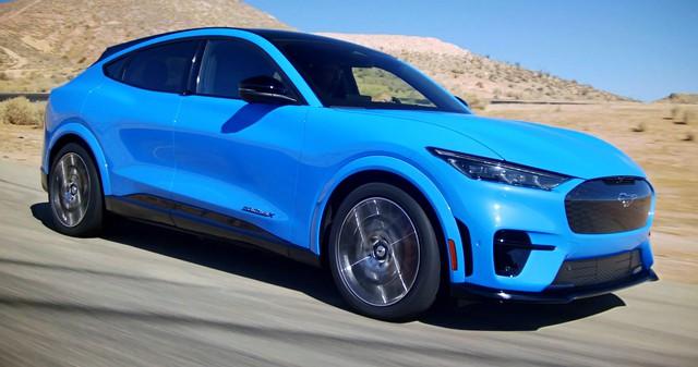 Ra mắt Ford Mustang Mach-E: SUV thuần điện xác Ngựa hoang, hồn Explorer - Ảnh 3.