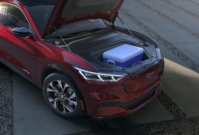 Ra mắt Ford Mustang Mach-E: SUV thuần điện xác Ngựa hoang, hồn Explorer - Ảnh 12.