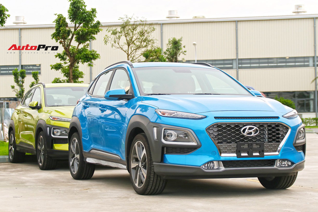 Hyundai Kona giảm giá kỷ lục - 'vua' doanh số quyết vợt khách của Ford EcoSport và Honda HR-V trong mùa cao điểm mua sắm - Ảnh 1.