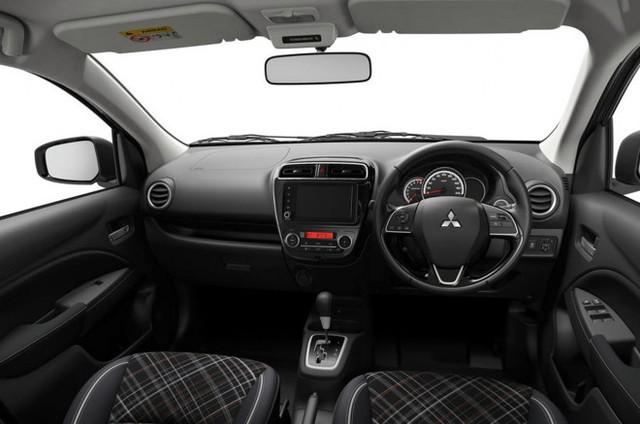 Mitsubishi Mirage, Attrage mang bộ mặt Xpander chính thức ra mắt: Cơ hội thoát ế đã tới - Ảnh 3.