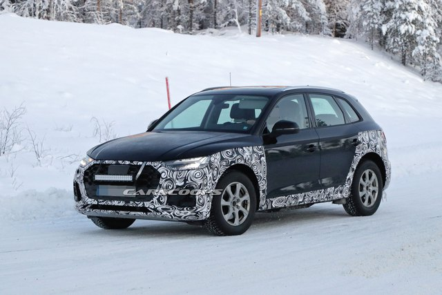 Audi Q5 sắp nâng cấp - Cơ hội nào trước Mercedes GLC? - Ảnh 1.