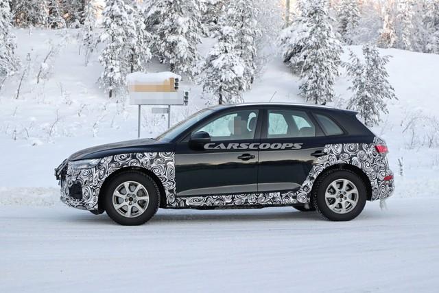Audi Q5 sắp nâng cấp - Cơ hội nào trước Mercedes GLC? - Ảnh 2.