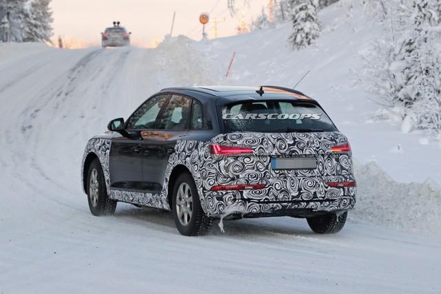 Audi Q5 sắp nâng cấp - Cơ hội nào trước Mercedes GLC? - Ảnh 4.