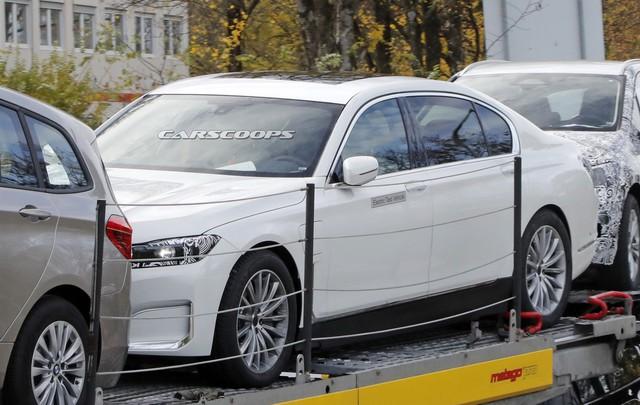BMW i7 lần đầu lộ diện: Chính là 7-Series chạy điện cạnh tranh tân binh của Mercedes  - Ảnh 1.