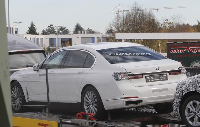 BMW i7 lần đầu lộ diện: Chính là 7-Series chạy điện cạnh tranh tân binh của Mercedes  - Ảnh 2.