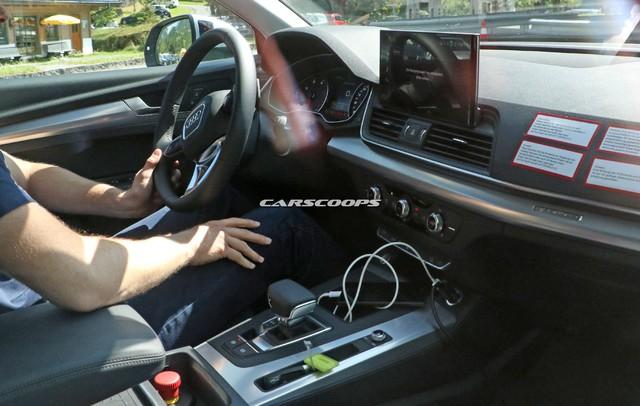 Audi Q5 sắp nâng cấp - Cơ hội nào trước Mercedes GLC? - Ảnh 3.
