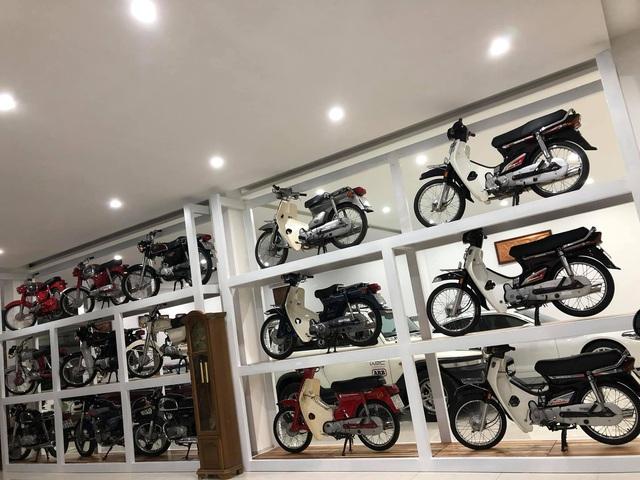 Phục sát đất với bộ sưu tập xe máy vang bóng một thời bạc tỷ của dân chơi Lâm Đồng - Ảnh 1.