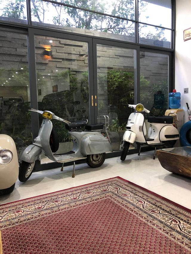 Phục sát đất với bộ sưu tập xe máy vang bóng một thời bạc tỷ của dân chơi Lâm Đồng - Ảnh 8.