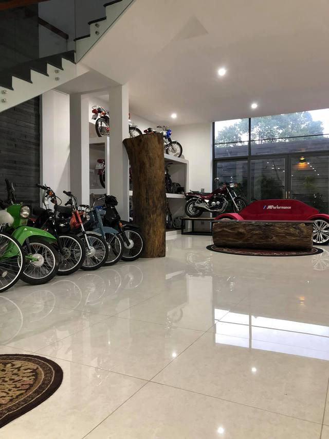 Phục sát đất với bộ sưu tập xe máy vang bóng một thời bạc tỷ của dân chơi Lâm Đồng - Ảnh 10.