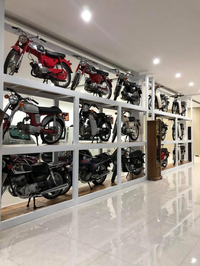 Phục sát đất với bộ sưu tập xe máy vang bóng một thời bạc tỷ của dân chơi Lâm Đồng - Ảnh 3.