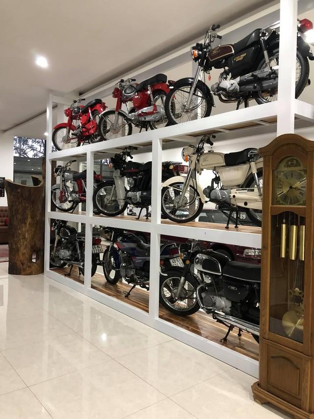 Phục sát đất với bộ sưu tập xe máy vang bóng một thời bạc tỷ của dân chơi Lâm Đồng - Ảnh 2.