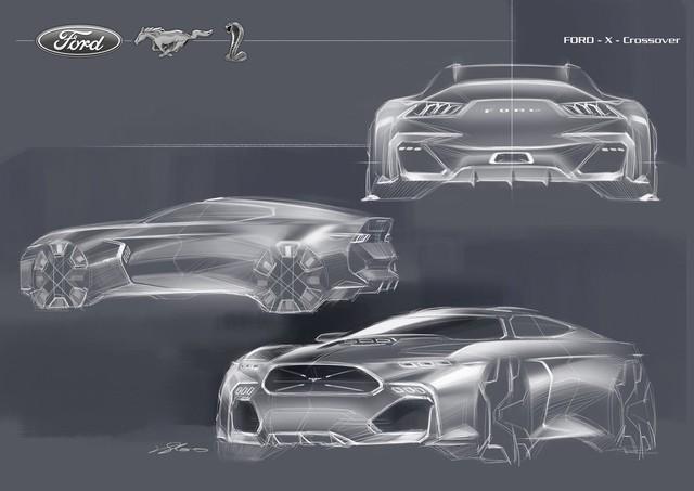 Ford sẽ còn mở rộng thương hiệu Mustang ra các phân khúc khác sau SUV - Ảnh 1.