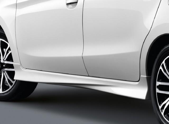 Vừa ra mắt, Mitsubishi Mirage/Attrage mang bộ mặt Xpander lập tức có bodykit ngoại thất hầm hố hơn - Ảnh 5.