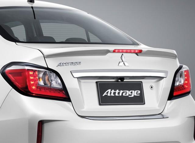 Vừa ra mắt, Mitsubishi Mirage/Attrage mang bộ mặt Xpander lập tức có bodykit ngoại thất hầm hố hơn - Ảnh 6.