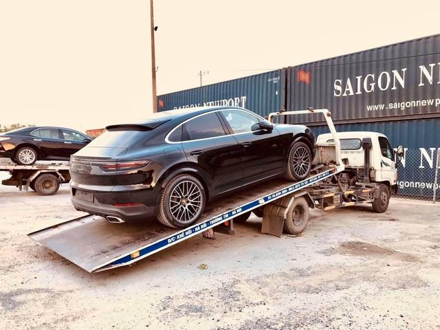 Porsche Cayenne Coupe 2020 giá từ 4,95 tỷ đồng về Việt Nam - lựa chọn mới cho giới nhà giàu - Ảnh 2.
