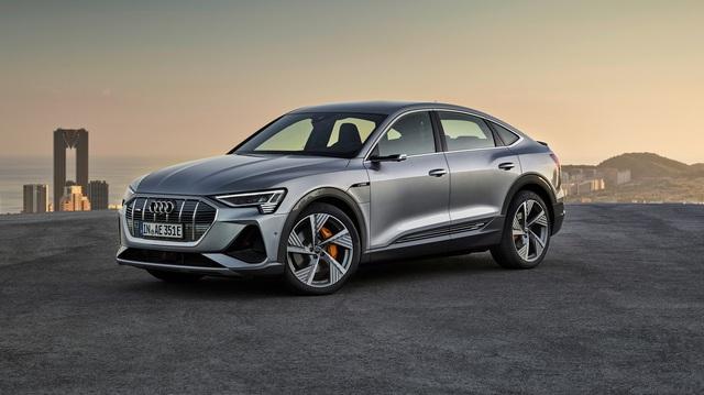 Audi E-Tron từng về Việt Nam sắp ra mắt phiên bản thể thao hơn