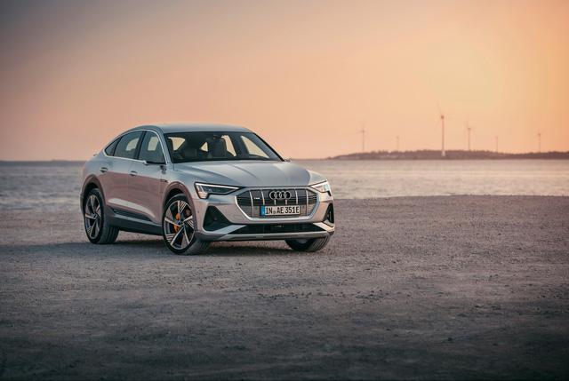 Audi E-Tron từng về Việt Nam sắp ra mắt phiên bản thể thao hơn - Ảnh 7.