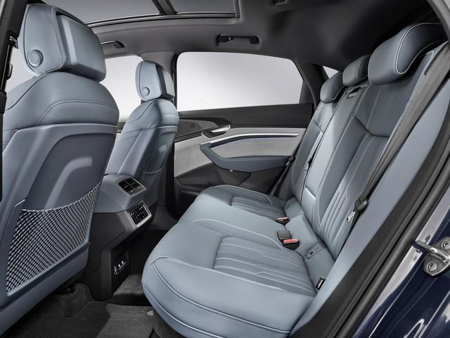 Audi E-Tron từng về Việt Nam sắp ra mắt phiên bản thể thao hơn - Ảnh 4.