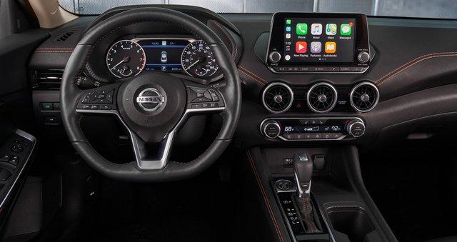 Nissan Sentra chính thức lên đời đấu Civic, Corolla với thiết kế ấn tượng hơn bao giờ hết - Ảnh 8.