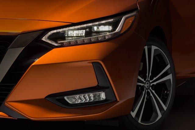Nissan Sentra chính thức lên đời đấu Civic, Corolla với thiết kế ấn tượng hơn bao giờ hết - Ảnh 4.