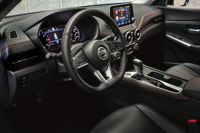 Nissan Sentra chính thức lên đời đấu Civic, Corolla với thiết kế ấn tượng hơn bao giờ hết - Ảnh 7.